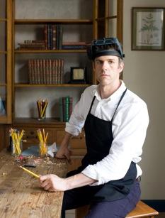 David Thomas Rees | Artisanal Pencil Sharpening
