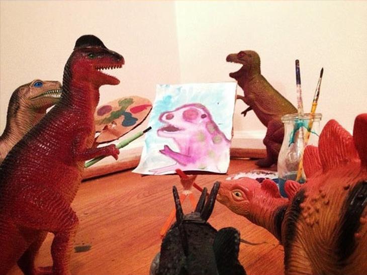 Dinovember (Facebook)