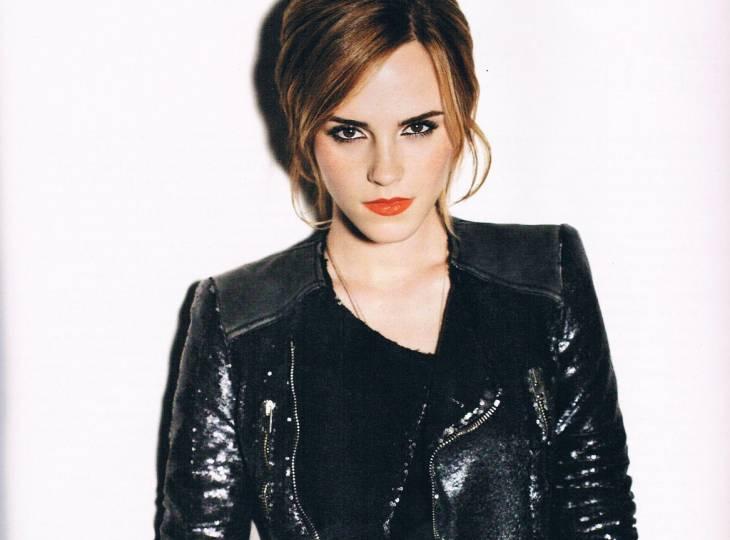 Emma Watson | Elle Magazine