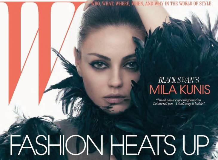 Mila Kunis | W Magazine