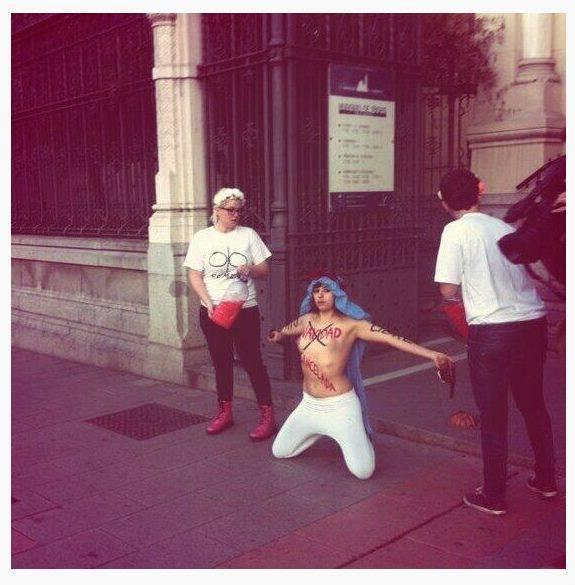 FEMEN International | Facebook
