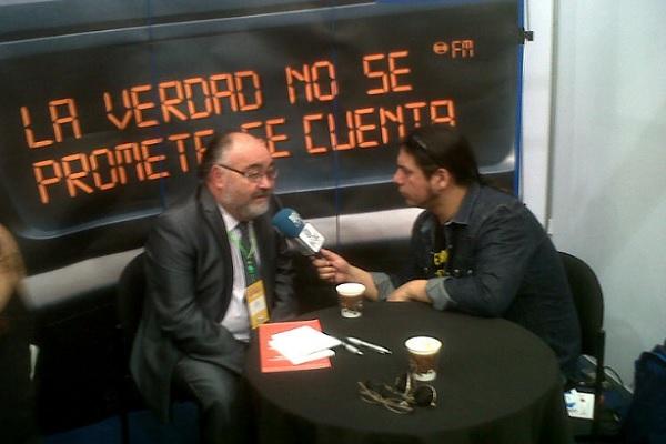 Entrevista al Alcalde de San Miguel Julio Palestro