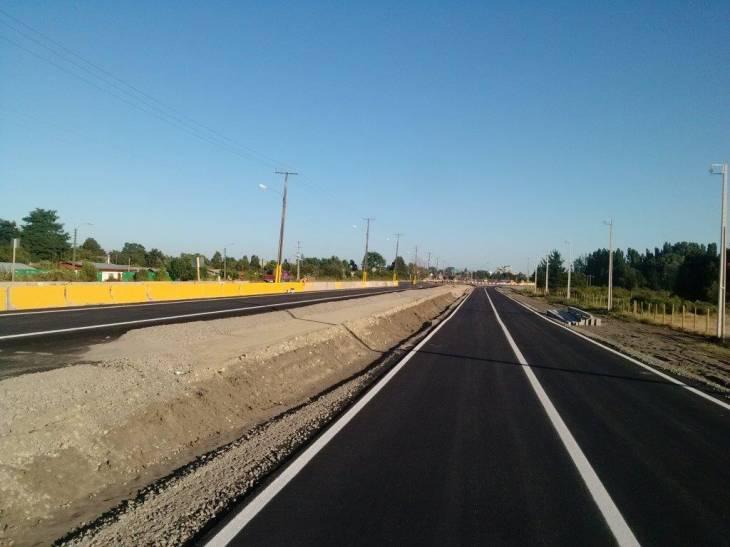 Desvíos Ruta Concepción-Cabrero