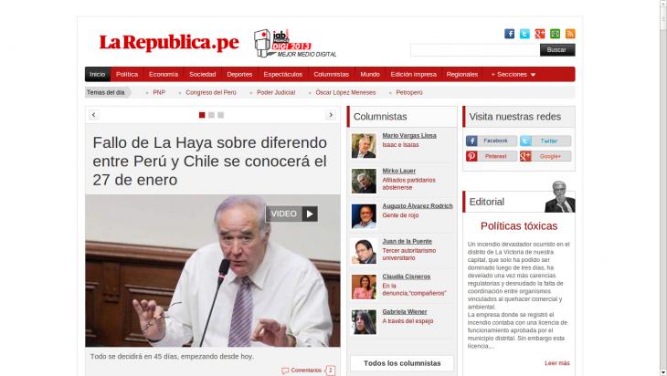 La República | www.larepublica.pe