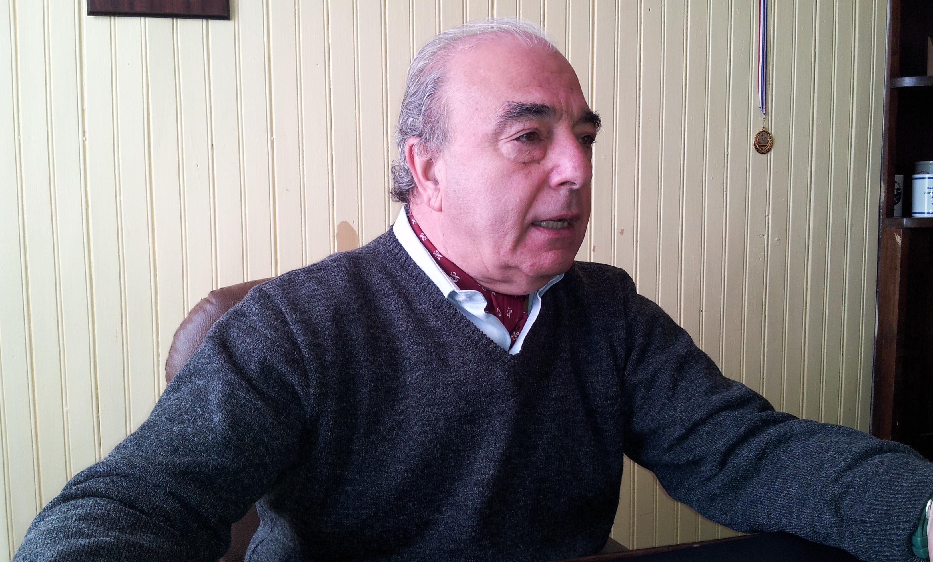 Diputado Garcia: Diputado García (RN) Denuncia Que Gobierno Regional De La