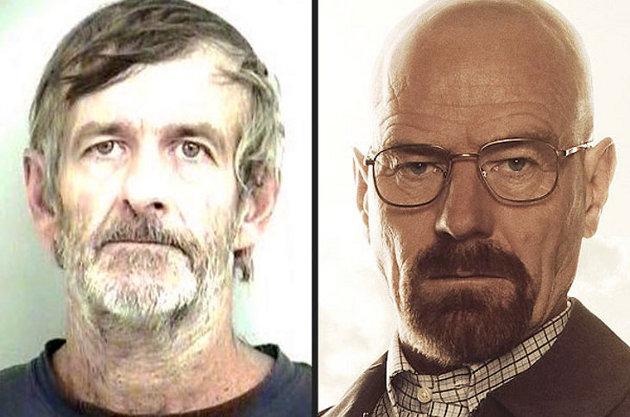 El Walter real y el de la ficción | Policía de Tuscaloosa - AMC