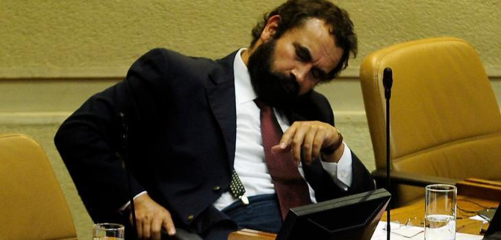 Hugo Gutiérrez | Pablo Ovalle | Agencia UNO