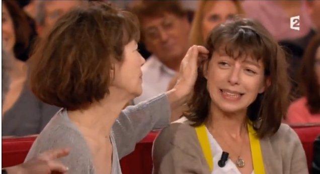 Jane y Kate en la TV francesa | YouTube