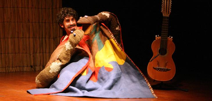 Kay Kay, II Fiesta de Juglares de Tryo Teatro Banda (c)