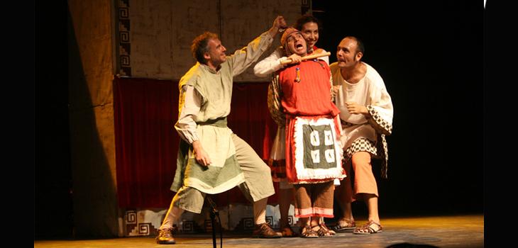 La Tirana, II Fiesta de Juglares de Tryo Teatro Banda (c)