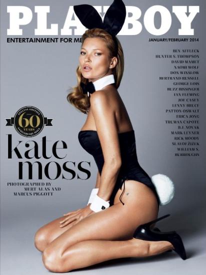Kate Moss | Playboy