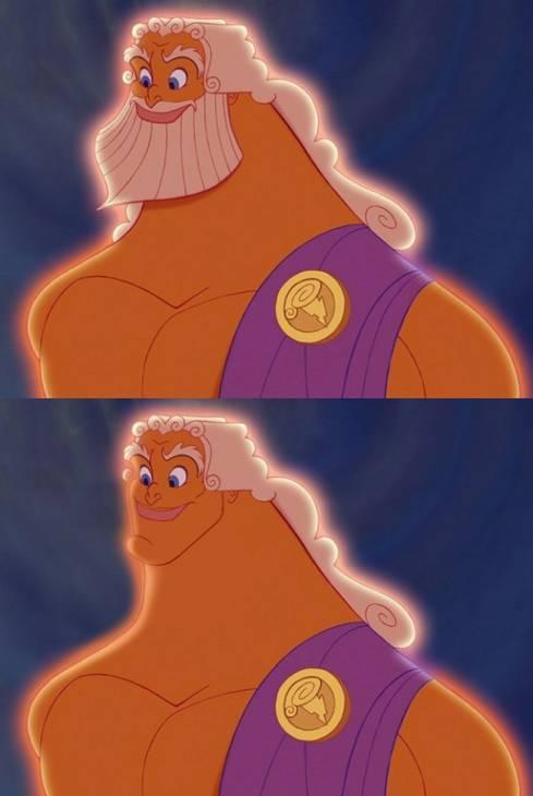 Zeus (Hercules) | Annie Erskine