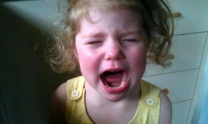 Las tiernas pero ilógicas razones por las que los niños lloran ...