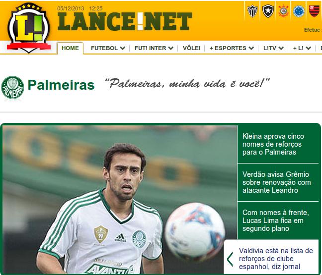 Lancenet.com.br