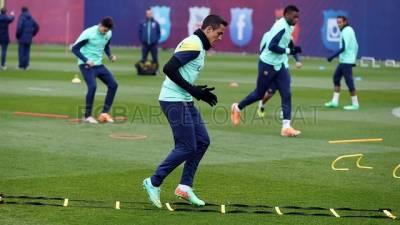 Miguel Ruiz | FCBarcelona.com