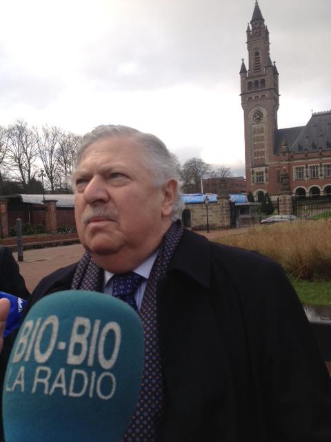 Embajador Juan Martabit | Erik López (RBB)