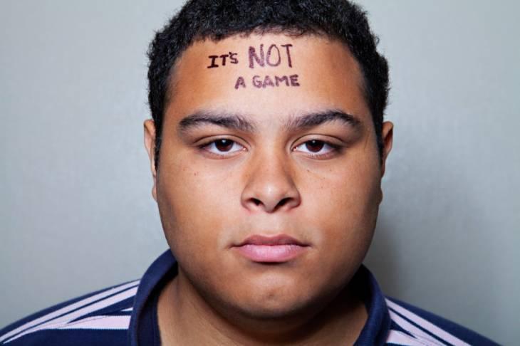 No es un juego | Yo no soy mi...abuso
