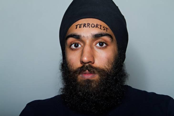 Terrorista  | Yo no soy mi...turbante