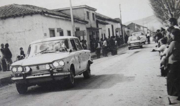 Carreras de regularidad en avenida principal | David Contreras Gacitúa