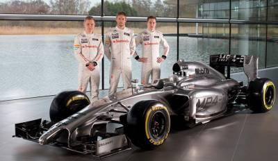Facebook Oficial McLaren
