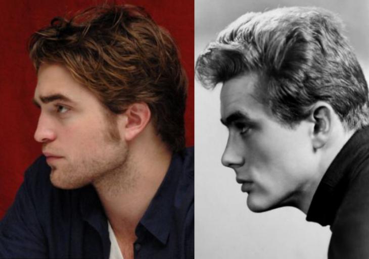 Robert Pattinson | James Dean