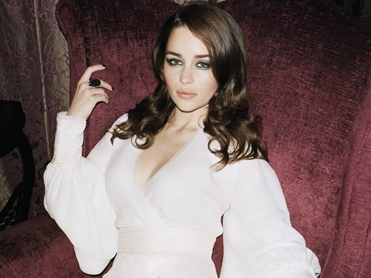 Emilia Clarke   AskMen.com