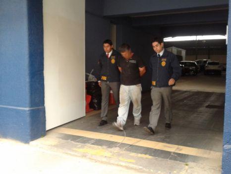 Hombre detenido por tráfico de drogas | Valeska Belmar (RBB)
