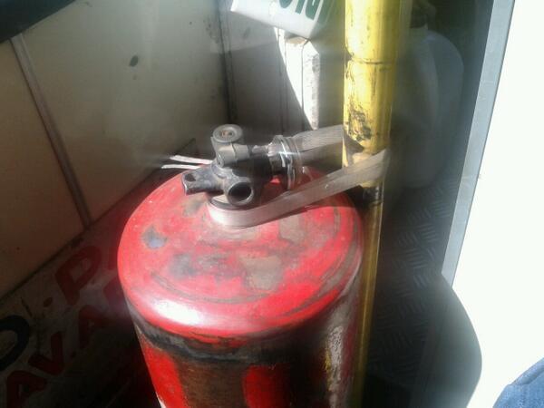En caso de incendio  | Rodrigo Veliz