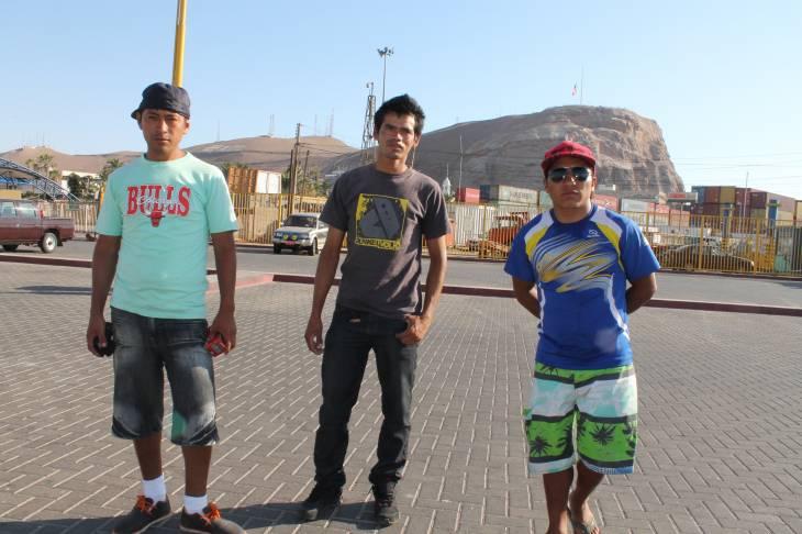 Los tres pescadores que retornaron a Perú | Andrés Bravo | RBB