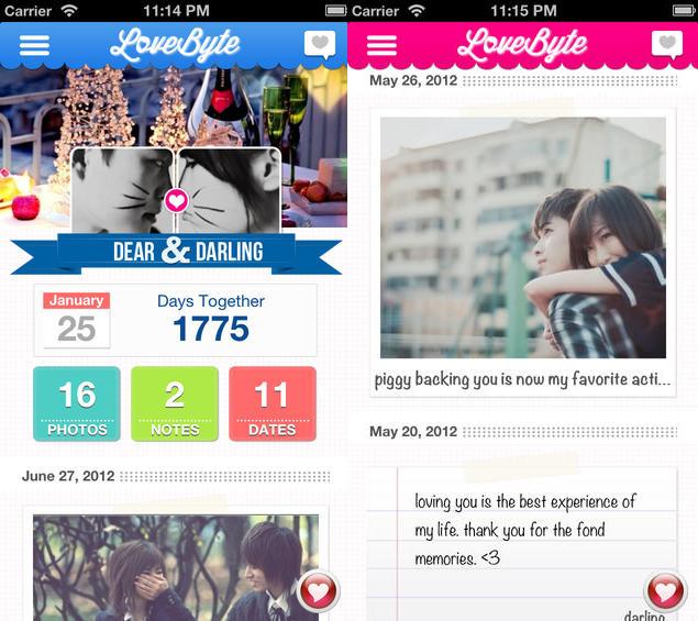 LoveByte | App Store