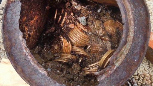 Parte del tesoro | Vista en Yahoo.com