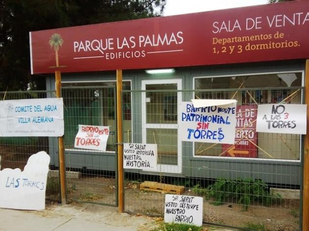 Villa Alemana dice NO a las torres | Carlos Osorio