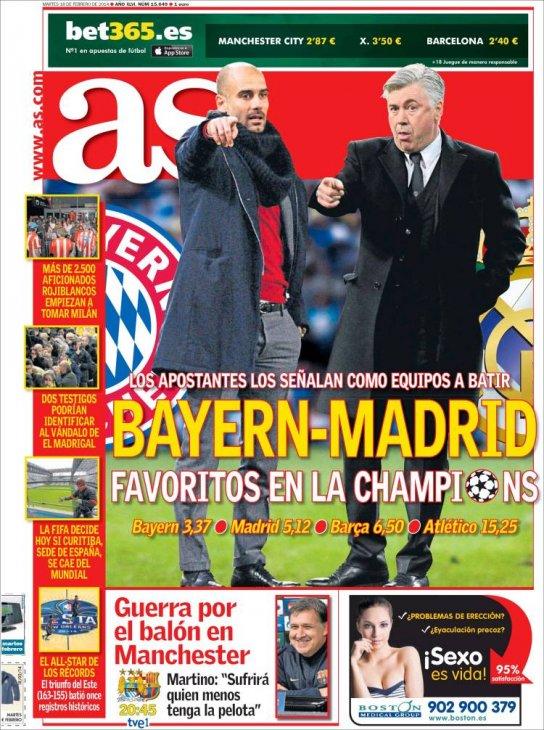 Diario AS (Impreso)