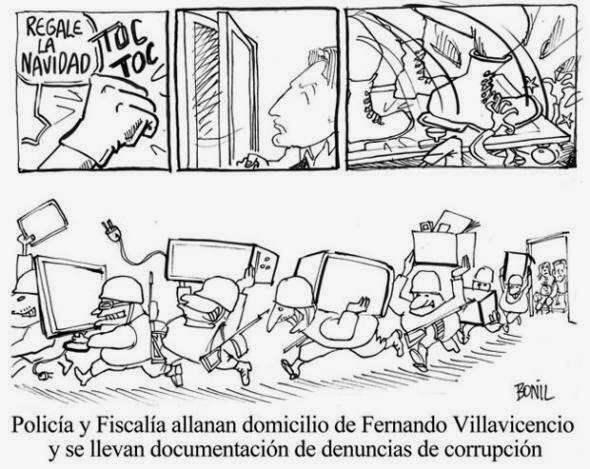 La polémica caricatura