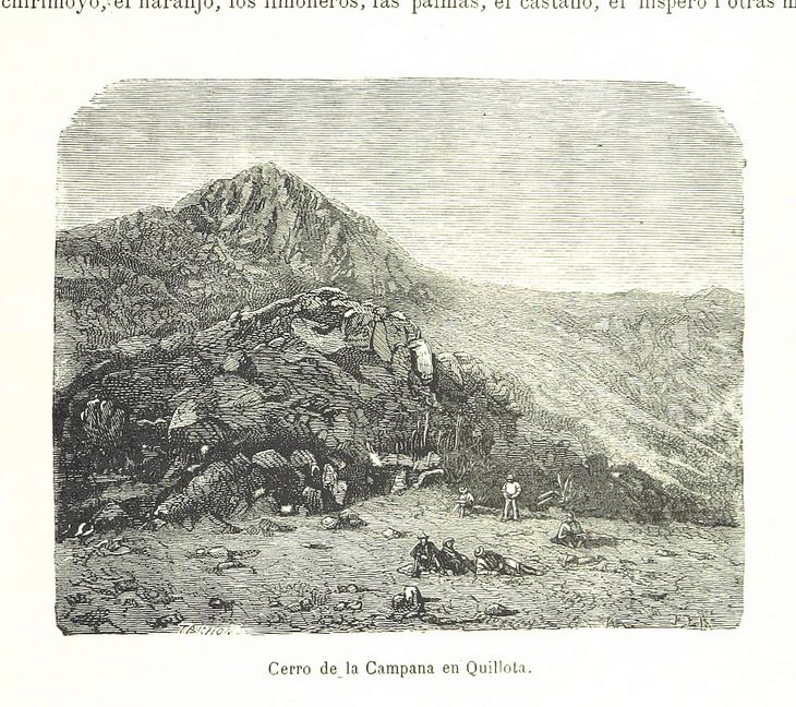 Cerro La Campana en Quillota