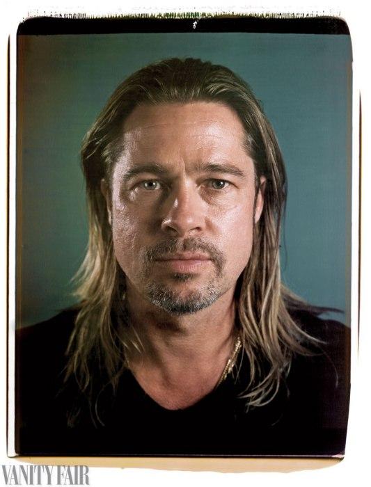 Brad Pitt | vanityfair.com