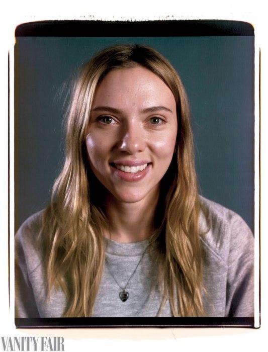 Scarlett Johansson | vanityfair.com