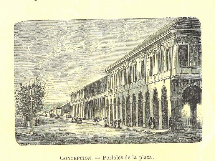 Concepción - Portales de la Plaza