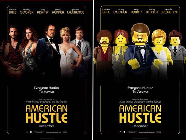 American Hustle | Yahoo Movies / Old Red Jalopy
