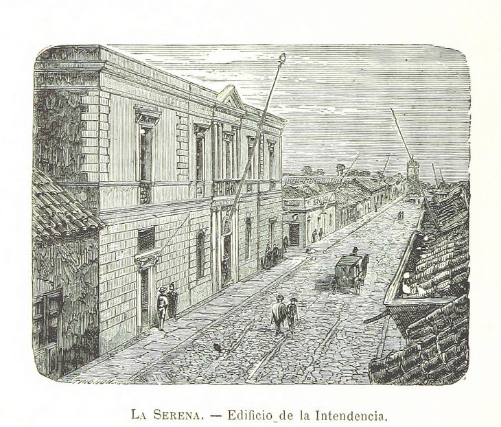 La Serena - Edificio Intendencia