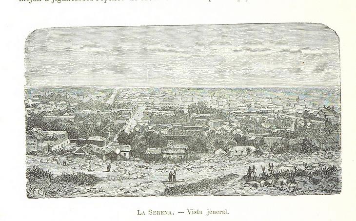 La Serena - Vista general