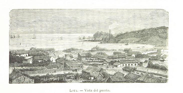 Lota - Vista del Puerto