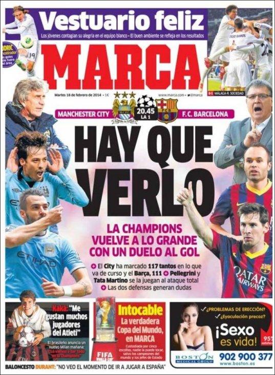 Diario Marca (Impreso)