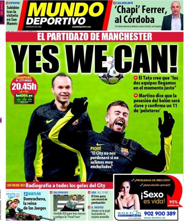 Mundo Deportivo (Impreso)