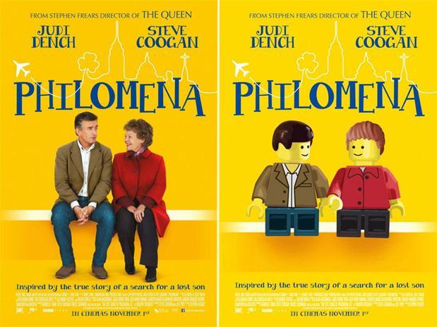 Philomena | Yahoo Movies / Old Red Jalopy