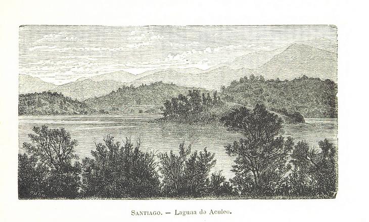 Santiago - Laguna de Aculeo