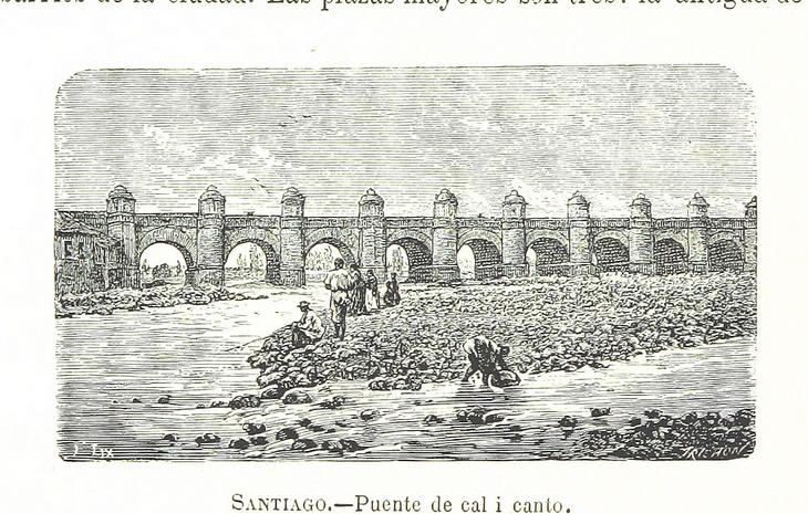 Santiago - Puente Cal y Canto