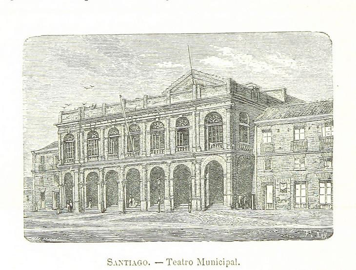 Santiago - Teatro Municipal