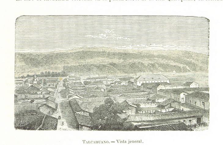 Talcahuano - Vista general