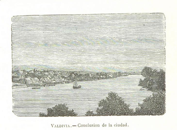 Valdivia - Conclusión de la ciudad